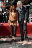 Susan Sarandon and Tim Robbins — Stock Photo