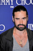 Jesse Bradford at the Jimmy Choo For H&M Collection, Private Location, Los Angeles, CA. 11-02-09 — Stock Photo