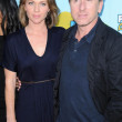 Stock Photo: Kelli Williams and Tim Roth at FOXs 2009 All Star Party. Lanham Huntington Hotel, Pasadena, CA. 08-06-09