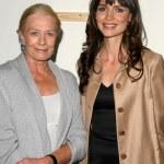 ������, ������: Vanessa Redgrave and Saffron Burrows