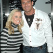 Katie Lohmann and Jose Canseco at Birthday Bash for Katie Lohmann. S Bar, Hollywood, CA. 01-27-09 — 图库照片 #15193537