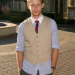 Johnny Lewis — Foto de stock #15196109
