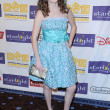 Kay Panabaker at the Starlight Children's Foundation's 'A Stellar Night' Gala. Beverly Hilton Hotel, Beverly Hills, CA. 03-27-09 — Stock Photo