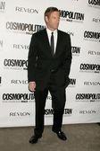 Aaron Eckhart at Cosmopolitans 2009 Fun Fearless Awards. SLS Hotel, Beverly Hills, CA. 03-02-09 — Stock Photo