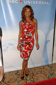 Holly Robinson Peete at NBC Universal's Press Tour Cocktail Party, Langham Hotel, Pasadena, CA. 01-10-10 — Stock Photo