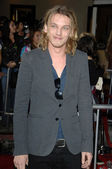 "Jamie Campbell Bower at the ""The Twilight Saga: New Moon"" Los Angeles Premiere, Mann Village Theatre, Westwood, Ca. 11-16-09 — Stock Photo"