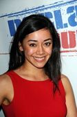 Aimee Garcia at Declare Yourselfs Last Call To Action voter registration event. The Green Door, Hollywood, CA. 09-24-08 — Stock Photo