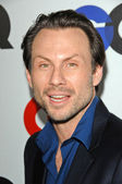 Christian Slater — Stock Photo