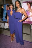 Lisa Rinna and Garcelle Beauvais — Stock Photo