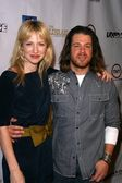 Beth Riesgraf, Christian Kane — Stock Photo