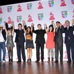 Постер, плакат: Latin Grammy Nomination