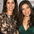 Ana Ortiz, America Ferrera — Stock Photo #15201633