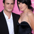 Micah Alberti and Rumer Willis — Stock Photo #15202701