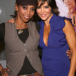 ストック写真: Holly Robinson Peete and LisRinna