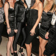 Стоковое фото: JessicSuttand Kimberly Wyatt with Nicole Scherzinger and Ashley Roberts