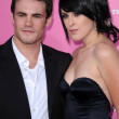 Micah Alberti and Rumer Willis — Stock Photo #15210397