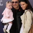 John Varvatos and family - Stock Photo