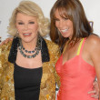 Joan Rivers and Melissa Rivers at Comedy Central's Roast of Joan Rivers. CBS Studios, Los Angeles, CA. 07-26-09 — Stock Photo #15214207