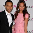 Постер, плакат: John Legend and Christine Teigen