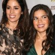 Ana Ortiz, America Ferrera — Stock Photo #15215675