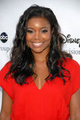 Gabrielle Union at the 2009 Disney-ABC Television Group Summer Press Tour. Langham Resort, Pasadena, CA. 08-08-09 — Stock Photo