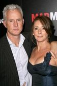 John Slattery and Talia Balsam — Stock Photo