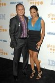 Rodney To and Bresha Webb — Stock Photo