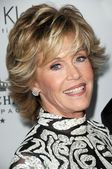 Jane Fonda — Stock Photo