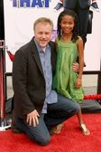 Karey Kirkpatrick and Yara Shahidi — Stock Photo