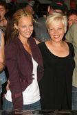 Bijou Phillips, Lorna Doom — Stock Photo