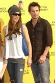 Kate Beckinsale and Len Wiseman — Photo
