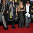 Aerosmith  at the 2008 American Musica Awards. Nokia Theatre, Los Angeles, CA. 11-23-08 — Stock Photo