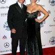 Alan Thicke and Tanya Callau at the 30th Annual Carousel of Hope Ball to benefit the Barbara Davis Center for Childhood Diabetes, Beverly Hilton, Beverly Hills, CA. 10-25-08 - Stock Photo