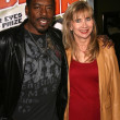 Ernie Hudson and wife Linda - Stock Photo