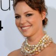 Постер, плакат: Katherine Heigl at the Los Angeles Premiere of The Ugly Truth Cinerama Dome Hollywood CA 07 16 09
