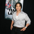 Johnny Asuncion at the Los Angeles Sneak Peek Screening of 'Ten Years Later'. Majestic Crest Theatre, Los Angeles, CA. 07-16-09 — Stock Photo