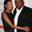 Keisha Whitaker and Forest Whitaker at the 17th Carousel of Hope Ball to benefit The Barbara Davis Center for Childhood Diabetes. Beverly Hilton Hotel, Beverly Hills, CA. 10-28-06 - Stock Photo