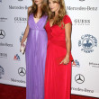 Katherine Flynn and Jane Seymour  at the 30th Annual Carousel of Hope Ball to benefit the Barbara Davis Center for Childhood Diabetes, Beverly Hilton, Beverly Hills, CA. 10-25-08 - Stock Photo