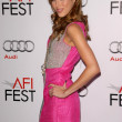 Kayla Ewell at the Los Angeles Screening of Fantastic Mr. Fox for the opening night of AFI Fest 2009. Graumans Chinese Theatre, Hollywood, CA. 10-30-09 — Zdjęcie stockowe