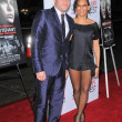 Постер, плакат: Stephen Belafonte and Melanie Brown at the AFI Fest Screening of Bad Lieutenant: Port Of Call New Orleans Chinese Theater Hollywood CA 11 04 09