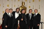 Ben Kingsley, Robert De Niro, Sean Penn, Michael Douglas, Adrien Brody, Anthony Hopkins — Stock Photo