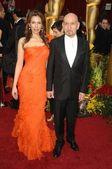 Daniela Lavender and Ben Kingsley — Stock Photo