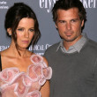 Kate Beckinsale and Len Wiseman — Stock Photo #15231311
