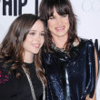 Ellen Page and Juliette Lewis at the Los Angeles Premiere of &#039;Whip It&#039;. Grauman&#039;s Chinese Theatre, Hollywood, CA. 09-29-09 - Stock Photo