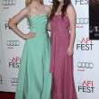 "Stock Photo: Elle Fanning, Alice Englert at ""Ginger And Rosa"" Special Screening AFI FEST 2012, Chinese Theater, Hollywood, C11-07-12"