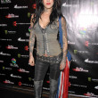 Stock Photo: Kat Von D at Opening Night of Darling Stilettos at Cinespace. Cinespace, Hollywood, CA. 07-16-09