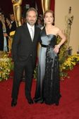 Kate Winslet and Sam Mendes at the 81st Annual Academy Awards. Kodak Theatre, Hollywood, CA. 02-22-09 — Stock Photo