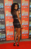Kelly Rowland at Los Premios MTV 2009. Gibson Amphitheatre, Universal City, CA. 10-15-09 — Stock Photo