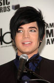 Adam Lambert at the 2009 American Music Awards Nomination Announcements. Beverly Hills Hotel, Beverly Hills, CA. 10-13-09 — Stock Photo