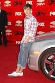 Kevin mchale an der glee-saison premiere party. weiden schule, culver city, ca. 08.09.09 — Stockfoto